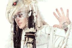 White eagle Royalty Free Stock Photography