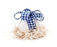 White egg Royalty Free Stock Photo