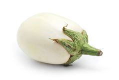 White eggplant Royalty Free Stock Photo