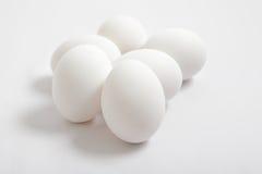 White eggs Royalty Free Stock Photo