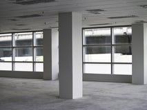 White empty interior Royalty Free Stock Photo