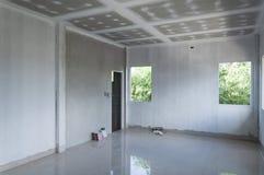 White Empty Room Royalty Free Stock Image