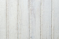 white empty wood plank Royalty Free Stock Photography