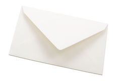 White envelope Royalty Free Stock Images