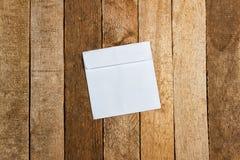 White envelope Royalty Free Stock Images