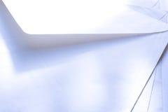 White envelopes Royalty Free Stock Images