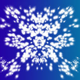 White Explosion. Abstract background resembling an explosion royalty free illustration