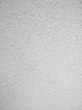 White exterior wall texture Stock Images