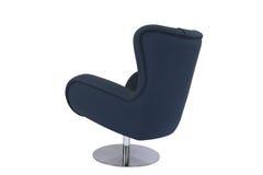 white för ämne för kontor för bakgrundsstol möblemang isolerad Arkivbild