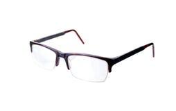 white för avläsning för exponeringsglas för bakgrund 3d model Fotografering för Bildbyråer