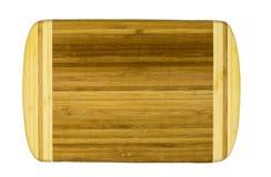 white för bana för bambubrädeclipping cutting isolerad royaltyfria foton