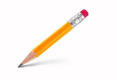 white för blyertspenna för lead för bild för bakgrund 3d Arkivbild