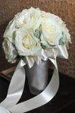 white för bröllop för bakgrundsbild Royaltyfria Foton