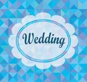 white för bröllop för vektor för inbjudan för bakgrundskortteckningar Arkivfoton