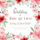 white för bröllop för vektor för inbjudan för bakgrundskortteckningar Royaltyfria Bilder