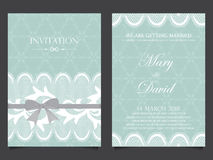 white för bröllop för vektor för inbjudan för bakgrundskortteckningar Trevliga designbeståndsdelar för dina bäst idérika idéer Royaltyfri Foto