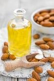 white för illustration för mandelbakgrundsdroppe stylized olja Fotografering för Bildbyråer