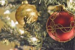 white för juldekorisolering Royaltyfri Fotografi