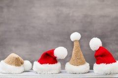white för juldekorisolering kortjul som greeting Symbolxmas Royaltyfri Fotografi