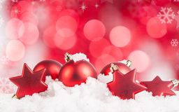 white för julgåvaisolering Arkivfoto