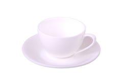white för kaffekopp Royaltyfri Bild