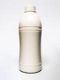 white för modell för flaska 3d plastic Royaltyfria Bilder