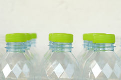 white för modell för flaska 3d plastic Arkivfoton