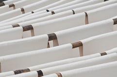 white för para gummi arkivbilder