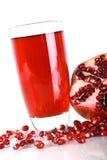 white för pomegranate för fruktsaft för bakgrundsdesignillustration Royaltyfri Fotografi