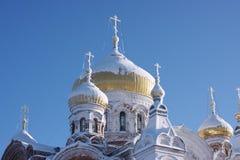 white för region för kupolbergpermanent Royaltyfri Fotografi