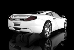 white för sport för illustration för bildesignsymbol Arkivbilder