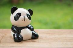white för stil för panda för illustration för bakgrundsbjörntecknad film Fotografering för Bildbyråer