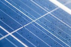 white för sun för panel för energi hand isolerad sol- Arkivbilder