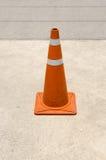 white för trafik för kottar för bakgrund 3d bild isolerad Fotografering för Bildbyråer