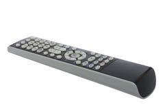 white för tv för clippingbana fjärr Fotografering för Bildbyråer