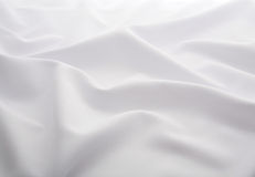 White fabric Royalty Free Stock Photo