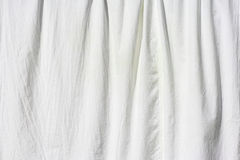 White fabric Stock Photos