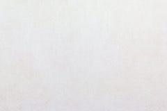White fabric background Stock Image