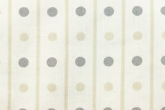 White fabric in a pea Royalty Free Stock Photos