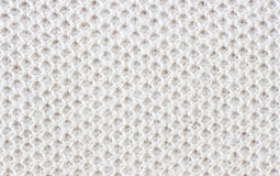 White fabric texture Stock Image