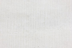 White Fabric. Stock Photography
