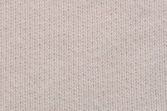 White fabric texture closeup. Useful as background. Stock Images