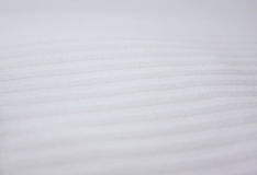 White fabric texture. Design line drop white fabric texture Stock Images