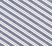 Striped fabric  texture. White fabric texture with diagonal stripes. Clothes background. Close up Stock Image
