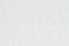 White fabric texture Royalty Free Stock Photos
