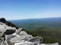 White face mountain. Whiteface mountain Lake Placid New York Royalty Free Stock Photos