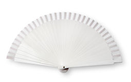 White fan Stock Image