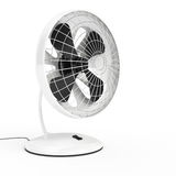White fan Stock Photos
