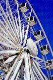 White Ferris Wheel Royalty Free Stock Photo