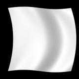 White flag Stock Photography